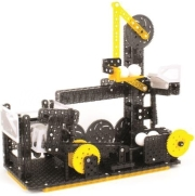 hexbug vex robotics forklift ball machine photo