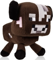 jinx minecraft baby cow 178cm plush photo