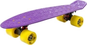 flybar cruiser 22 plastic complete skateboard purple photo