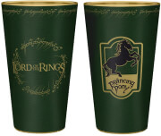 lord of the rings prancing pony 400ml large glass abyver132 photo