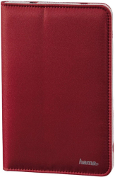 hama 182302 strap portfolio for tablets up to 178 cm 7 red photo