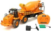 rc simulation model truck lkw beton mixer 098a 2 photo