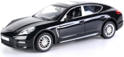 rc car porsche panamera turbo s 1 14 with license black photo
