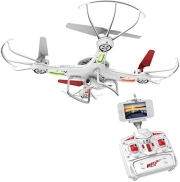 quad copter diyi d6ci 24g 5 channel with gyro camera wifi white photo