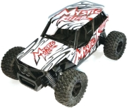 rc monster truck mystic killer 24ghz white photo