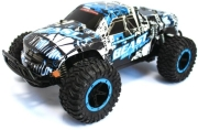 rc monster truck cheetah king beast 1 16 24g black white blue
