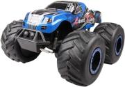 rc monster truck lk series racing land king 1 8 24g blue photo