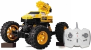 rc monster truck 2 in 1 supersonic 1 12 yellow photo