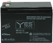 microkiel yes mk 1272 12v 72ah photo