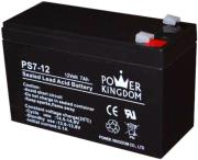 power kingdom ps7 12 mpataria molybdoy 12v 7ah photo