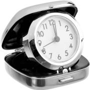 tfa 601012 metal folding alarm clock photo