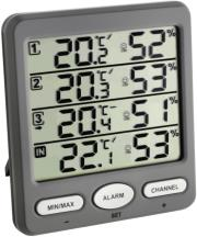 tfa 30305410 climate monitor wireless thermo hygrometer photo