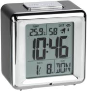 tfa 602503 radio controlled alarm clock with temprature photo