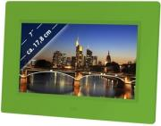 braun digiframe 709 7 photo frame green photo