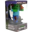 jinx minecraft 10cm flaming zombie vynil adventure figure photo