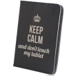 greengo universal case keep calm for tablet 9 10  photo