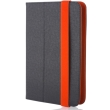greengo universal case orbi for tablet 7 8 black orange photo