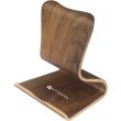 4smarts basic wood stand for tablets dark photo