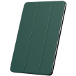 baseus simplism magnetic leather case for ipad pro 129 2020 green photo