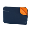 hama 101555 neoprene notebook sleeve up to 44 cm 173 blue photo