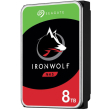 hdd seagate st8000vn004 ironwolf nas 8tb sata3 photo