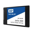 ssd western digital wds250g2b0a 250gb blue 3d nand 25 sata 3 photo