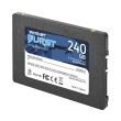 ssd patriot pbu240gs25ssdr burst 240gb 25 sata 3 photo