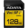 adata premier one sdxc 128gb uhs ii u3 class 10 color box photo