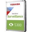 hdd toshiba s300 surveillance 35 4tb green sata3 bulk photo