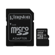 kingston sdcs 32gb canvas select 32gb micro sdhc uhs i class 10 sd adapter photo