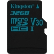 kingston sdcg2 32gbsp canvas go 32gb micro sdhc class 10 uhs i u3 v30 photo