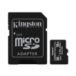 kingston sdcs2 16gb canvas select plus 16gb micro sdhc 100r a1 c10 card sd adapter photo