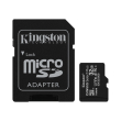 kingston sdcs2 32gb canvas select plus 32gb micro sdhc 100r a1 c10 card sd adapter photo