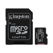 kingston sdcs2 512gb canvas select plus 512gb micro sdxc 100r a1 c10 card sd adapter photo