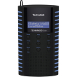 technisat techniradio solar black blue photo