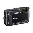 nikon coolpix w300 black photo