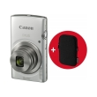 canon ixus 185 silver essential kit photo