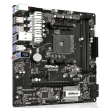 mitriki asrock ab350m retail photo