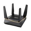asus aimesh ax6100 wireless router gigabit ethernet tri band photo