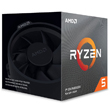 cpu amd ryzen 5 3600xt 380ghz 6 core with wraith spire box photo