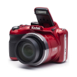 kodak pixpro az421 astro zoom red photo