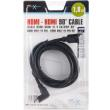 natec nka 0422 hdmi v14 cable angled 90 18m photo