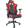 genesis nfg 0751 nitro 770 gaming chair black red photo