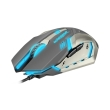 fury nfu 0869 warrior 3200dpi illuminated gaming mouse photo