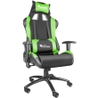 genesis nfg 0907 nitro 550 gaming chair black green photo