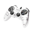 esperanza egg105w fighter vibration gamepad for pc white photo