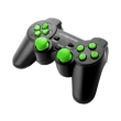 esperanza egg102g gamepad usb warrior black green photo