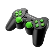 esperanza egg107g gamepad ps3 pc usb trooper black green photo