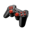 esperanza egg107r gamepad ps3 pc usb trooper black red photo