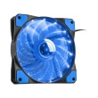 genesis ngf 1167 hydrion 120 blue led 120mm fan photo
